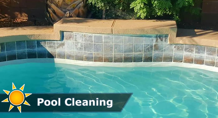 Pool Cleaning Maricopa County, AZ