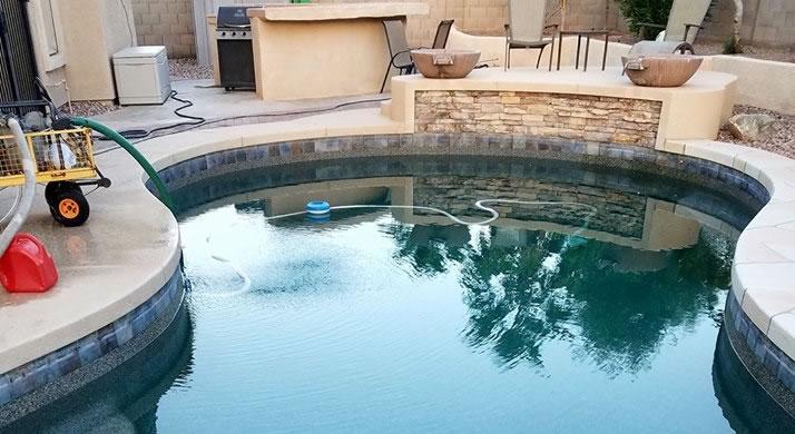 Pool  Draining Maricopa County AZ