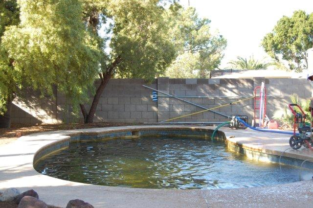 Our Maricopa County Az Pool Draining And Cleaning Service Area